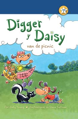 Digger y Daisy Van de Picnic - Young, Judy