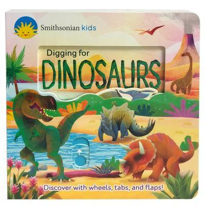 Digging for Dinosaurs - Garnett, Jaye, and Cottage Door Press (Editor)