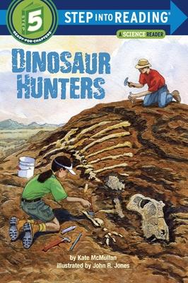 Dinosaur Hunters - McMullan, Kate