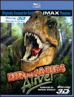 Dinosaurs Alive! [3D] [Blu-ray]
