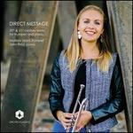 Direct Message: 20th & 21st Century Works for Trumpet and Piano