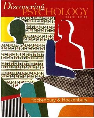 Discovering Psychology & Study Guide - Hockenbury, Don, and Hockenbury, Sandra E