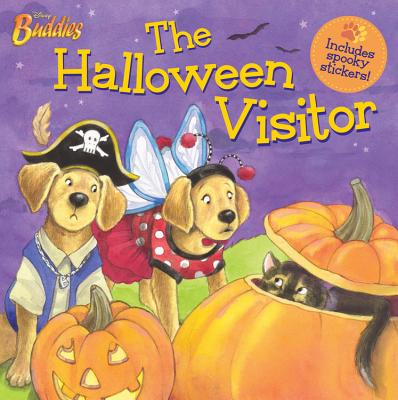 Disney Buddies: The Halloween Visitor - Hapka, Catherine