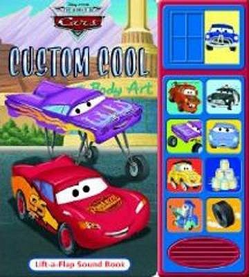 Disney Cars Custom Cool, Little Lift & Listen - Publications International