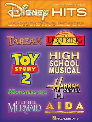 Disney Hits - Hal Leonard Publishing Corporation (Creator)