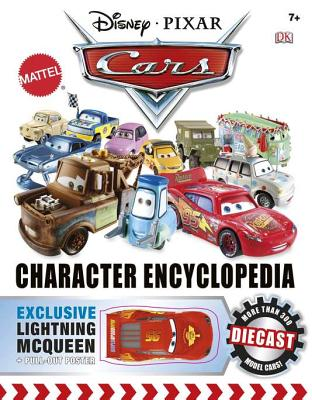 Disney Pixar Cars: Character Encyclopedia - Casey, Jo, and DK Publishing
