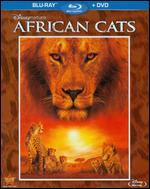 Disneynature: African Cats [2 Discs] [Blu-ray/DVD]