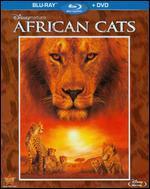 Disneynature: African Cats [2 Discs] [Blu-ray/DVD]