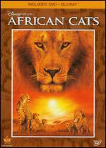 Disneynature: African Cats [2 Discs] [DVD/Blu-ray]