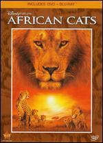 Disneynature: African Cats [2 Discs] [DVD/Blu-ray]