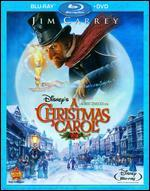 Disney's A Christmas Carol [2 Discs] [Blu-ray/DVD]