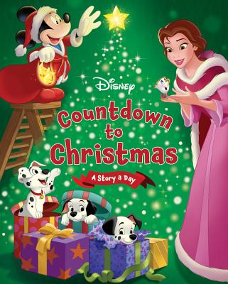 Disney's Countdown to Christmas: A Story a Day -