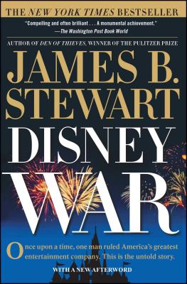Disneywar - Stewart, James B