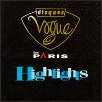Disques Vogue in Paris Highlights - Various Artists