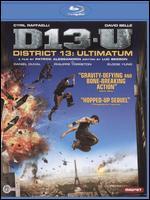 District 13: Ultimatum [Blu-ray] - Patrick Alessandrin