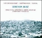 Dittersdorf, Hoffmeister: Violone Concertos; Vanhal: Double Bass Concerto
