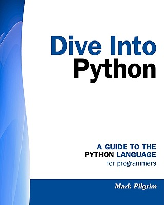Dive Into Python - Pilgrim, Mark