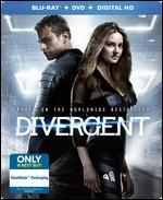 Divergent [Includes Digital Copy] [Blu-ray/DVD] [Steelbook] [Only @ Best Buy]