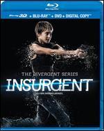Divergent Series: Insurgent [3D] [Blu-ray/DVD]