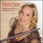Diverse Voices: American Music for Flute