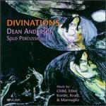 Divinations - David Finch (cello); Dean Anderson (percussion); Dean Anderson (electronic percussion); Fenwick Smith (flute);...