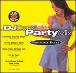 DJ Don's Party Mix: Birthday Party