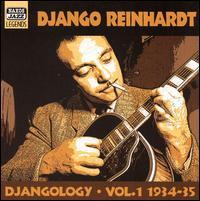 Djangology, Vol. 1: 1934-35 - Django Reinhardt