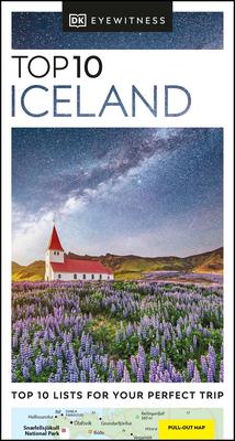 DK Eyewitness Top 10 Iceland - DK Eyewitness