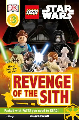 DK Readers L3: Lego Star Wars: Revenge of the Sith - Dowsett, Elizabeth