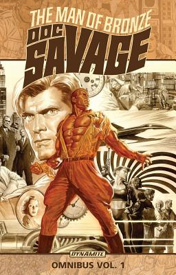 Doc Savage Omnibus Volume 1 - Roberson, Chris, and Denton, Shannon Eric, and Ross, Alex (Artist)
