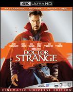 Doctor Strange [Includes Digital Copy] [4K Ultra HD Blu-ray/Blu-ray]