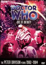Doctor Who: Arc of Infinity - Episode 124