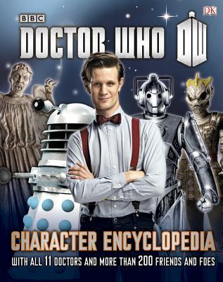 Doctor Who Character Encyclopedia - Loborik, Jason, and Gibson, Annabel, and Laing, Moray