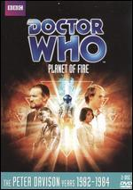 Doctor Who: Planet of Fire [2 Discs]