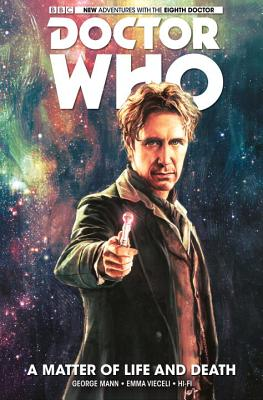 Doctor Who: The Eighth Doctor: A Matter of Life and Death -