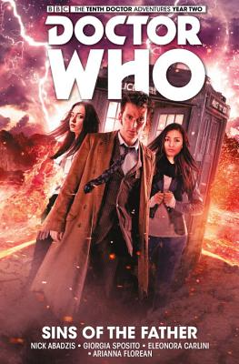 Doctor Who: The Tenth Doctor, Sins of the Father - Abadzis, Nick, and Sposito, Giorgia (Artist)