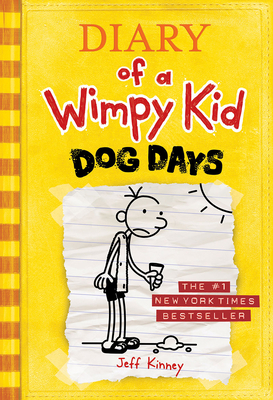 Dog Days (Diary of a Wimpy Kid #4) - Kinney, Jeff