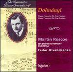 Dohn�nyi: Piano Concerto No. 1; Piano Concerto No. 2