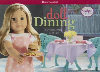 Doll Dining: Serve Up a Whole Lot of Fun! - Magruder, Trula (Editor)