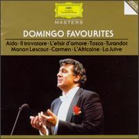 Domingo Favourites - Plácido Domingo (tenor); Berlin State Opera Chorus (choir, chorus); Vienna State Opera Chorus (choir, chorus)