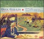 Don Gillis: Symphony X; Tulsa; Symphony No. 3