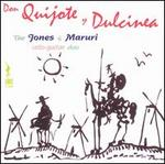 Don Quijote y Dulcinea