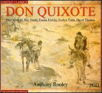 Don Quixote - Andrew King (tenor); City Waites; Consort of Musicke; David Thomas (bass); Douglas Wootton (tenor); Emma Kirkby (soprano);...