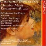 Donizetti: Chamber Music, Vol. 3