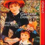 Donizetti: Complete Piano Music, Vol. 3