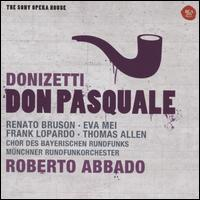 Donizetti: Don Pasquale - Alfredo Giacomotti (vocals); Eva Mei (vocals); Frank Lopardo (vocals); Renato Bruson (vocals); Thomas Allen (vocals);...