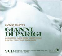 Donizetti: Gianni di Parigi - Angelo Romero (vocals); Elena Zilio (vocals); Enrico Fissore (vocals); Giuseppe Morino (vocals); Luciana Serra (vocals);...