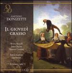 Donizetti: Il gioved� grasso