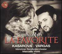 Donizetti: La Favorite - Abbie Furmansky (soprano); Anthony Michaels-Moore (baritone); Carlo Colombara (bass); Francesco Piccoli (tenor);...