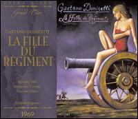 Donizetti: La fille du régiment - Beverly Sills (vocals); Fernando Corena (vocals); Grayson Hirst (vocals); American Opera Society Chorus (choir, chorus);...